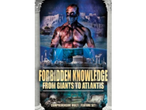 VARIOUS ARTISTS - Forbidden Knowledge: From Giants To Atlantis (DVD)