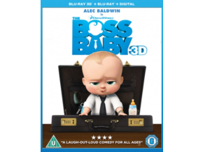 Boss Baby The 3D (Blu-ray 3D)