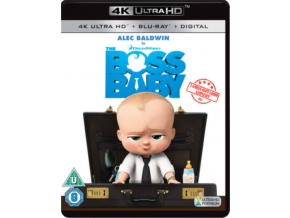 Boss Baby The 4K (Blu-ray 4K)