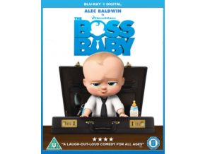 Boss Baby The (Blu-ray)