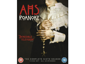 American Horror Story Season 6: Roanoke [2017] (Blu-ray)