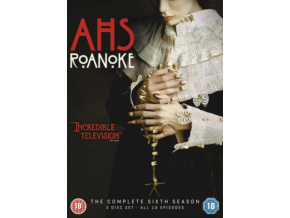American Horror Story Season 6: Roanoke (DVD)
