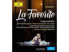 Donizetti/La Favorite (Blu-ray)