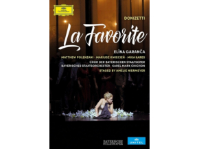Donizetti/La Favorite (DVD)