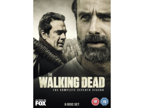 Walking Dead The Season 7 (DVD)