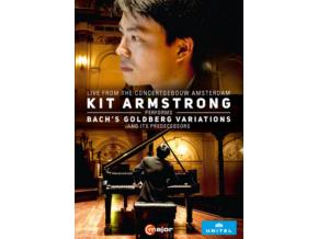 VARIOUS ARTISTS - Bach / Goldberg Variations (DVD)