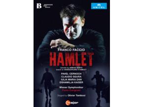 VARIOUS ARTISTS - Faccio / Hamlet (DVD)
