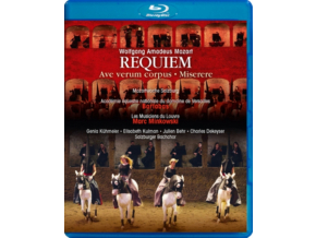 VARIOUS ARTISTS - Mozart / Requiem (Blu-ray)