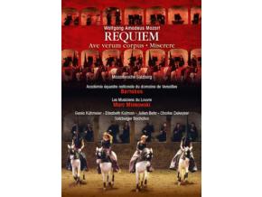 VARIOUS ARTISTS - Mozart / Requiem (DVD)