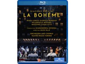 VARIOUS ARTISTS - Puccini / La Boheme (Blu-ray)