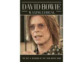DAVID BOWIE - Waxing Lyrical (DVD)