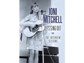 JONI MITCHELL - LetS Sing Out (DVD)