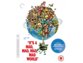 Its A Mad. Mad. Mad. Mad World (Criterion Collection) (Blu-ray)