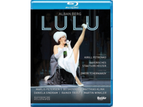 VARIOUS ARTISTS - Alban Berg: Lulu (Blu-ray)
