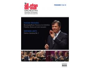 ALL-STAR ORC / SCHWARZ - Programmes 13 & 14: Russian Treasures & Northern Lights (DVD)