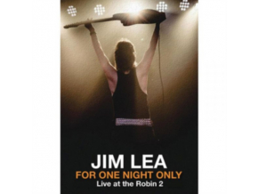JIM LEA - Jim Lea - For One Night Only: Live At The Robin 2 Rnb Club (DVD)