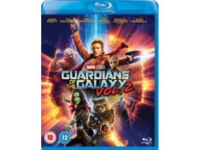 Guardians Of The Galaxy: Vol. 2 (Blu-ray)