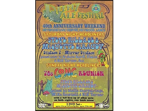 VARIOUS ARTISTS - Deeply Vale Festival 40Th Anniversary 3 Dvd Set (DVD)