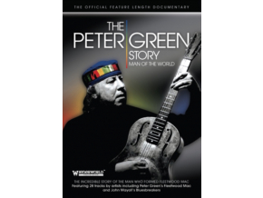 PETER GREEN - Man Of The World - The Peter Green Story (DVD)