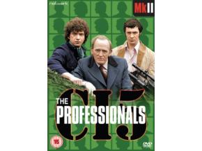 The Professionals Mk Ii (DVD)