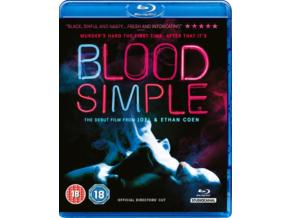 Blood Simple - New Restoration (Blu-ray)