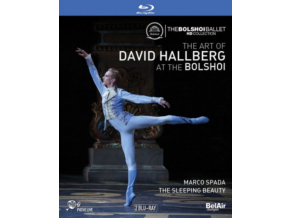 Hallberg At The Bolshoi (Blu-ray)