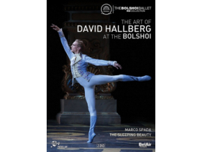 Hallberg At The Bolshoi (DVD)