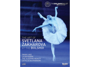 Zakharova At The Bolshoi (DVD)