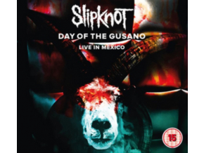 SLIPKNOT - Day Of The Gusano - Live In Mexico (DVD)