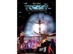 WHO - Tommy Live At The Royal Albert Hall (DVD)