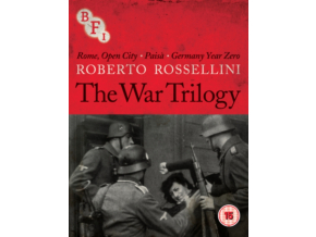 Roberto Rossellini: The War Trilogy (Blu-ray)
