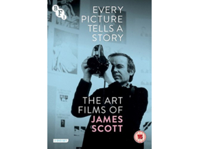 Every Picture Tells A Story: The Films Of James Scott (DVD)