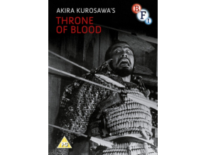 Throne Of Blood (DVD)