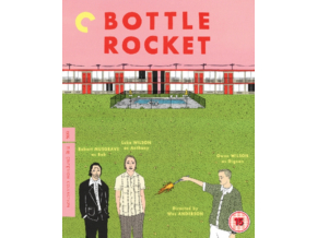 Bottle Rocket (Criterion Collection) (Blu-ray)