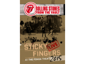ROLLING STONES - Sticky Fingers Live At The Fonda Theatre (DVD)