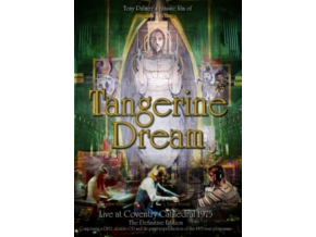 TANGERINE DREAM - Live At Coventry Cathedral 1975 (DirectorS Cut) (DVD)