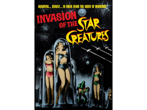 Invasion Of The Star Creatures (DVD)