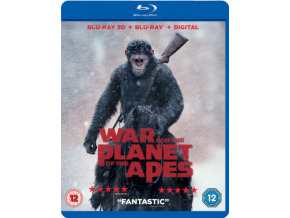 War For The Planet Of The Apes 3D (Blu-ray 3D)