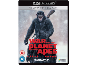 War For The Planet Of The Apes 4K (Blu-ray 4K)