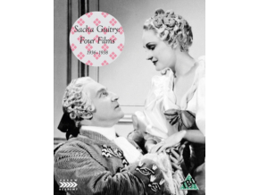 Sacha Guitry: Four Films 1936-1938 (Limited Edition) (Blu-ray)
