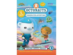Octonauts: Underwater Adventures (DVD)