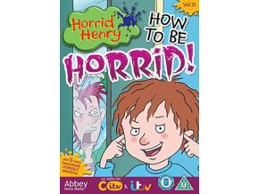 Horrid Henry: How To Be Horrid (DVD)