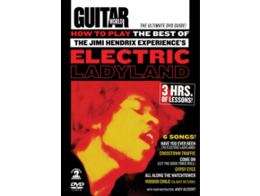Guitar World: How To Play The Jimi Hendrix ExperienceS... (DVD)
