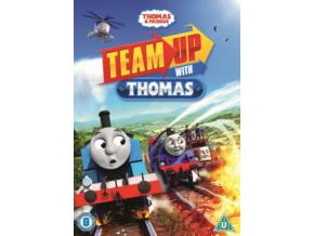 THOMAS THE TANK ENGINE - Thomas & Friends: Team Up With Thomas (DVD)