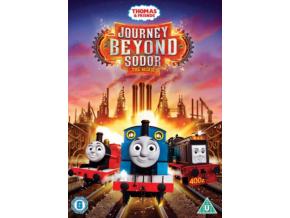 DAVID STOTEN - Thomas & Friends: Journey Beyond Sodor - The Movie (DVD)
