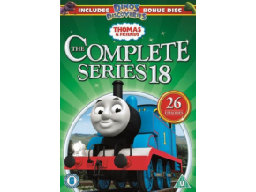 THOMAS THE TANK ENGINE - Thomas & Friends: The Complete Series 18 (DVD)