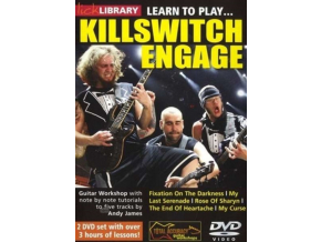 Learn To Play Killswitch Engage James An (DVD)