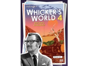 WhickerS World 4 - WhickerS Walkabout (DVD)