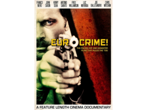 Eurocrime ! The Italian Cop & Gangster Films That Ruled the 70's (DVD)