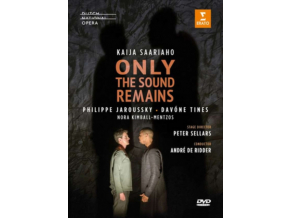 PHILIPPE JAROUSSKY / DAVONE TINES / NORA KIMBALL-MENTZOS / DUDOK QUARTET / MUSICAL DIRECTOR: ANDRE DE RIDDER / STAGE DIRECTOR: PETER SELLARS - Saariaho: Only The Sound Remains (Dutch National Opera) (DVD)